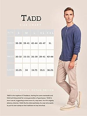TADD by Thaddeus Ferg Short Sleeve Cotton Edge Contrast Polo