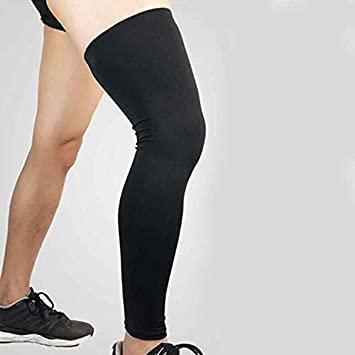 HELUTBBH Baloncesto Bicicleta Calentadores para piernas ...