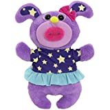 "Singamaling Darcy Plush - Sings ""Twinkle Little Star"" Plush, Purple"
