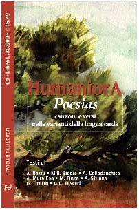 Poesias. Canzoni e versi nelle varianti della lingua sarda. Con CD Audio