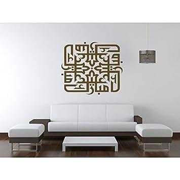 Bild Blick von Honig – Deco Soon - 100 x 150 cm