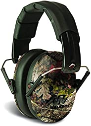Walker's Hearing Protection Low Profile Passive Folding Muff. Protect It Or Los
