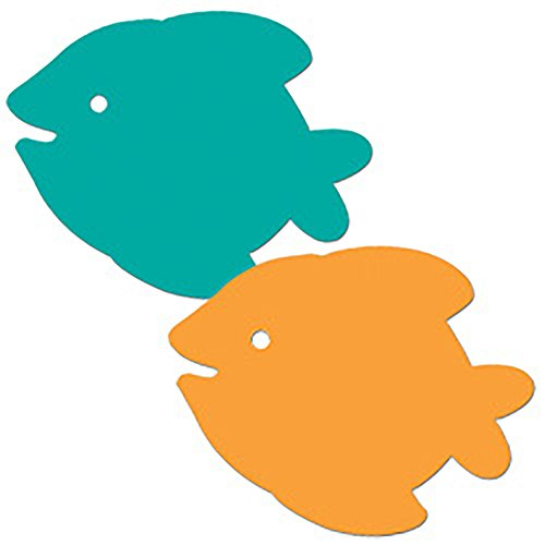 Creative Teaching Press Fish Two-Color Calendar Cut-Outs
