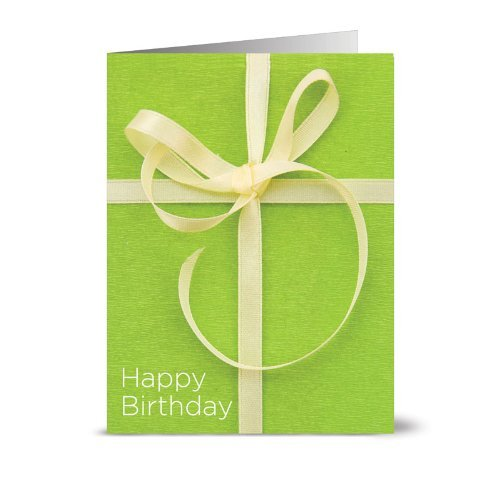 It's Your Birthday - 144 Birthday Cards - 6 Designs - Blank Cards - Yellow Envelopes Included
