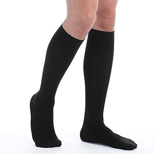 Ciclismo,M/édico Enfermera,Volar Viajar ACTINPUT Calcetines de Compresi/ón Medias de Compresion Mujer y Hombre para Running,Atl/ético