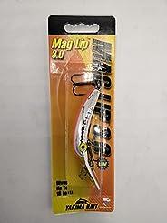 """Wordens 9571U-MSFRS Mag Lip 3.0"""" Met Silver Red S"""