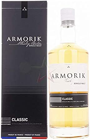 Armorik Classic Single Malt de Bretagne (1 x 0.7 l)