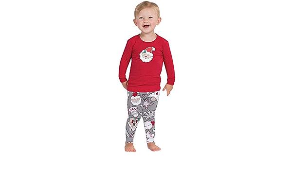 Pijamas Navidad Familia Conjunto Pijama Navideñas Papa Noel ...