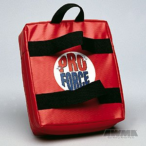 - Pro Force Square Hand Target Red
