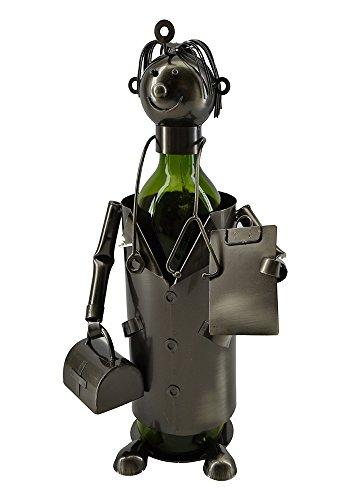 GIFTS PLAZA (D) Wine Bottle Holder, Doctor with Bag, Bar Counter -