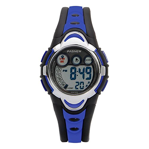 hiwatch-waterproof-led-sports-watches-for-girls-boys-with-alarm-clcokstopwatchcalendar-with-gift-box