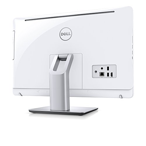 Dell i3265-A643WHT-PUS Inspiron 3265 AIO Desktop, 21.5'' Display, AMD A6-7310 APU, 6GB Dual Channel Memory, 1TB 5400 rpm Hard Drive, White by Dell (Image #3)