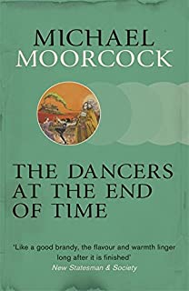 Behold the man michael moorcock 9781585677641 amazon books the dancers at the end of time fandeluxe Document