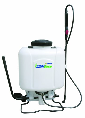 BE AGRIEase 90.704.016 4-Gallon Backpack Sprayer