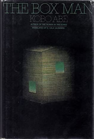 book cover of The Box Man