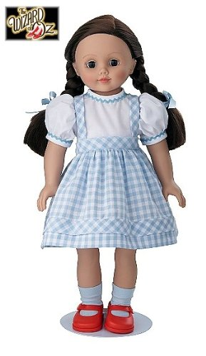 """Madame Alexander Wizard of Oz Collection 18"""" Dorothy Doll"""
