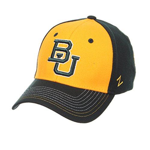 Ncaa Team Logo Hat - NCAA Baylor Bears Men's Stitch Hat, Medium/Large, Team Color