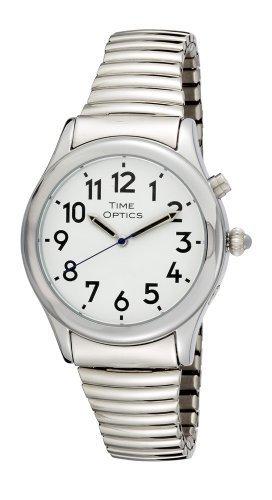 timeoptics-mens-talking-silver-tone-day-date-alarm-expansion-bracelet-watch