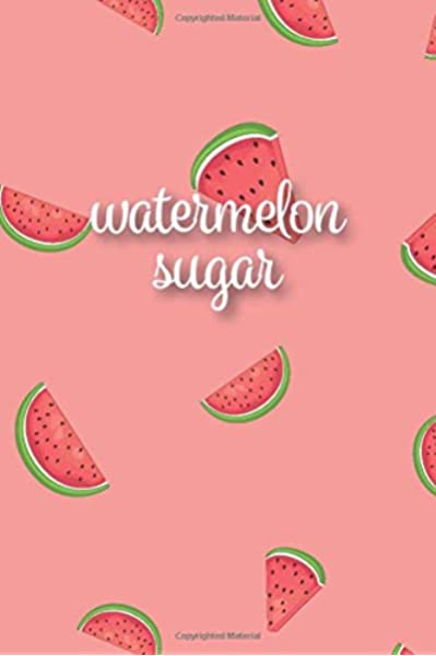 14++ Harry Styles Watermelon Sugar