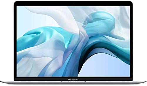 Apple MacBook Air 13.3″ with Retina Display, 1.1GHz Quad-Core Intel Core i5, 16GB Memory, 256GB SSD, Silver (Early 2020)