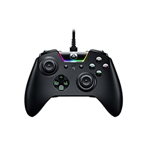 Razer Wolverine Tournament Edition Officially Licensed Xbox One Controller: 4 Remappable Multi-Function Buttons – Hair Trigger Mode – For PC, Xbox One, Xbox Series X & S – Black