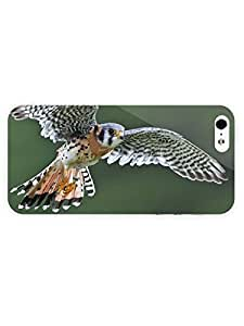 3d Full Wrap Case For Sam Sung Note 4 Cover Animal American Kestrel