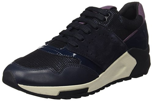 Sneakers A Women's PHYTEAM Geox Navy D xPgFnqI