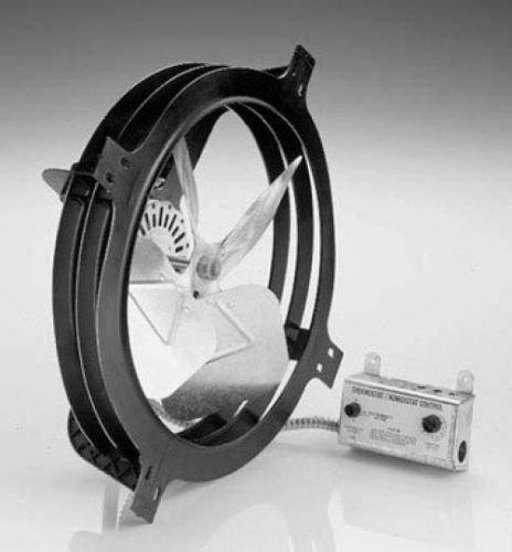 (WallEc(TM) Air Vent 53320 APGH Gable Mount Power Attic Ventilator Fan 1620CFM 2300 sq ft)