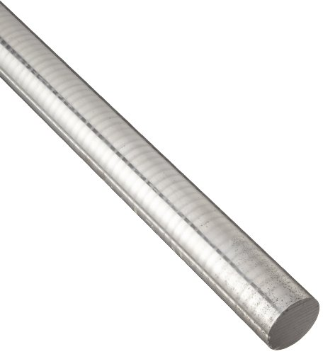 8620 Alloy Steel Round Rod, Unpolished (Mill) Finish, Annealed, ASTM A29, 5/16