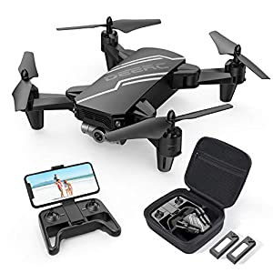 Flashandfocus.com 414aYwCLQIL._SS300_ DEERC D20 Mini Drone for Kids with 720P HD FPV Camera Remote Control Toys Gifts for Boys Girls with Altitude Hold…