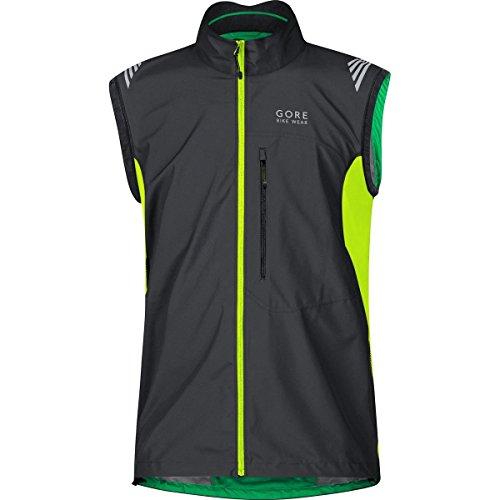 As off Staccabili Active Giacca Leggera Bike Wear Zip Jacket Windstopper Jwaelm Ws Uomo Gore Neon giallo Nero Maniche Shell Ciclismo xz760qwS