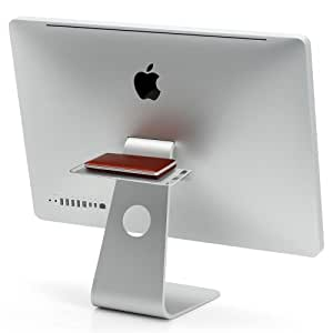Twelve South BackPack V2 Adjustable Shelf for iMac and Apple Displays