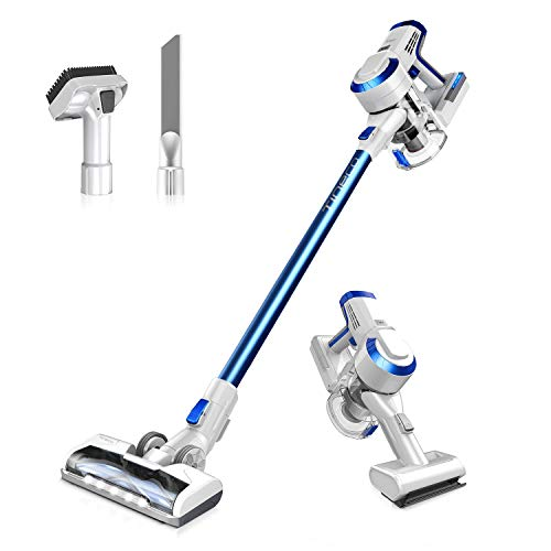 Tineco A10 Hero Cordless Stick Vacuum Cleaner Lightweight 350W Digital Motor Lithium Battery and LED Brush, Handheld Vacuum, Deep Clean Pet Owner [Tineco is the Only Authorized Seller 2 Year Warranty]