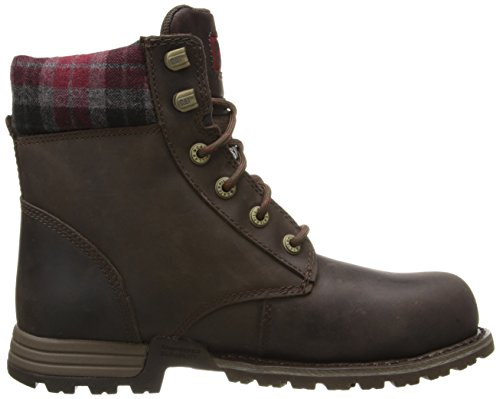 Caterpillar Women's Kenzie Steel Toe Work Boot, Bark, 9 M US by Caterpillar (Image #7)