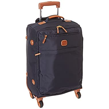 Bric's 21 Inch Carry On Spinner, Ocean Blue, One Size