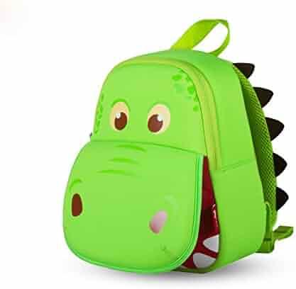 OFUN Dinosaur Backpack for Toddler Boys, Toddler Bookbag Girl Dinosaur Toys Bags