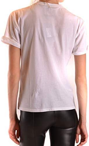 Luxury Fashion   Twin-Set Donna MCBI38631 Bianco Cotone T-Shirt   Stagione Outlet