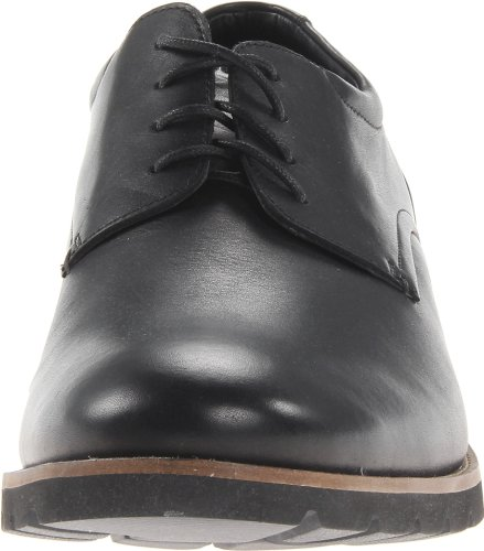 Mens Rockport Pronti E Pronti Colben Oxford Nero