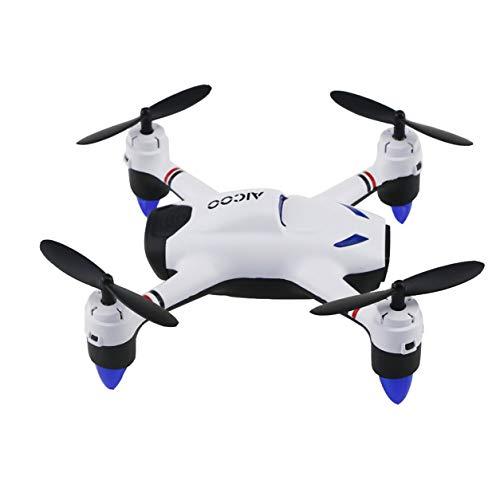 リモートコントロール航空機2.4G F23W 4軸飛行機30W WIFI Witnカメラ(カラー:ホワイト)