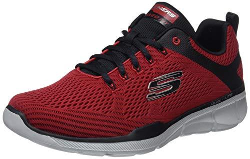 para Equalizer Zapatillas Skechers Red Deportivas Interior 0 3 Black para Rojo Hombre Rdbk x6fqdAw0qO