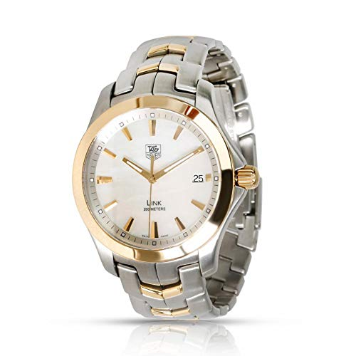 Tag Heuer Link Quartz Male Watch WJF1152.BB0579 (Certified Pre-Owned)