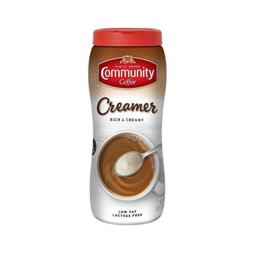 Community Coffee Creamer, 11 Ounce (Pack of 6)