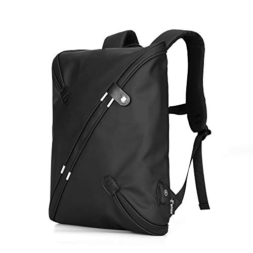Baobei Outdoor Travel Shoulder Diagonal Backpack Rope Triangle Rucksack Hiking Waterproof Backpack USB Anti-Theft Multi-Function Chest bag by Baobei