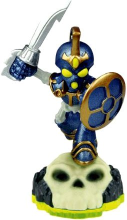 Skylanders LOOSE Figure Chop Chop Includes Card Online Code -