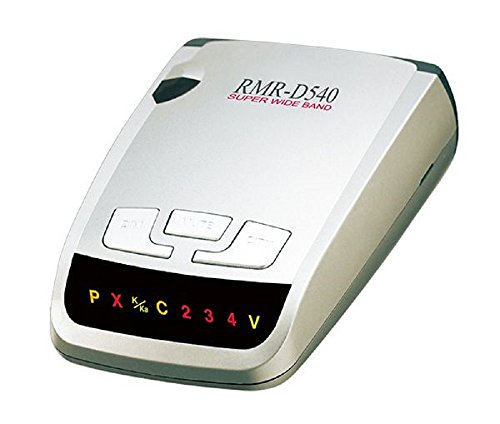 Rocky Mountain Radar RMR-D540 Detector with SmartScan