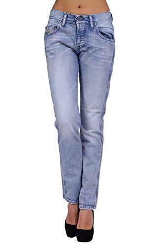 Diesel Women's Jeans STAFFY - Wash 8SZ - Stretch - blue, ()