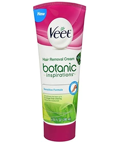 Veet Legs & Body 3 in 1 Gel Cream, 6.78 oz best depilatory cream