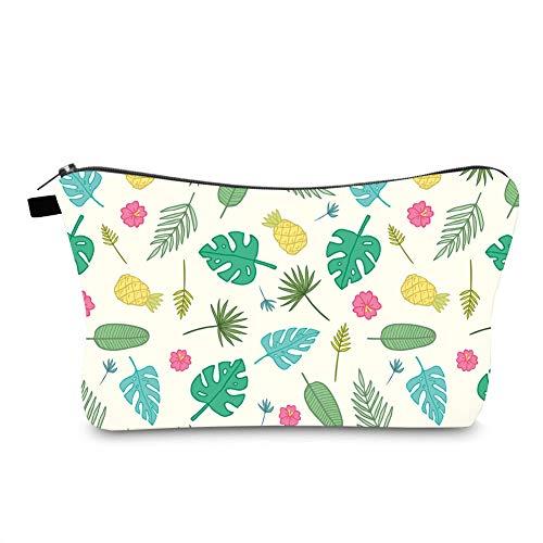 Jom Tokoy Hakuna Matata Makeup Bag Travel Case Cosmetic Bag (Palm 857)