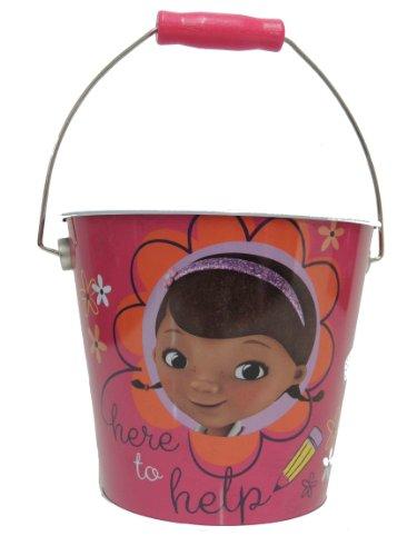 Disney Doc Mcstuffins Medium Tin Bucket