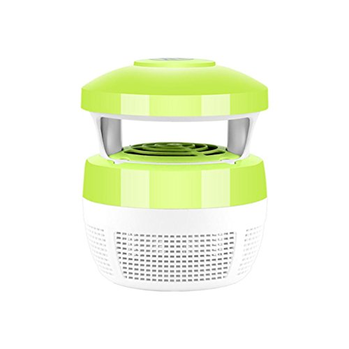 AutumnFall Mosquito Repeller, 2018 Hot Sale 5W USB Mosquito Killer UV Light  Smart Optically Controlled Insect Killing Lamp (Green)